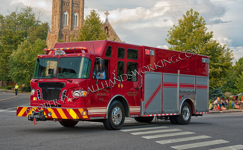 Barkhamsted Pleasant Valley Engine 3