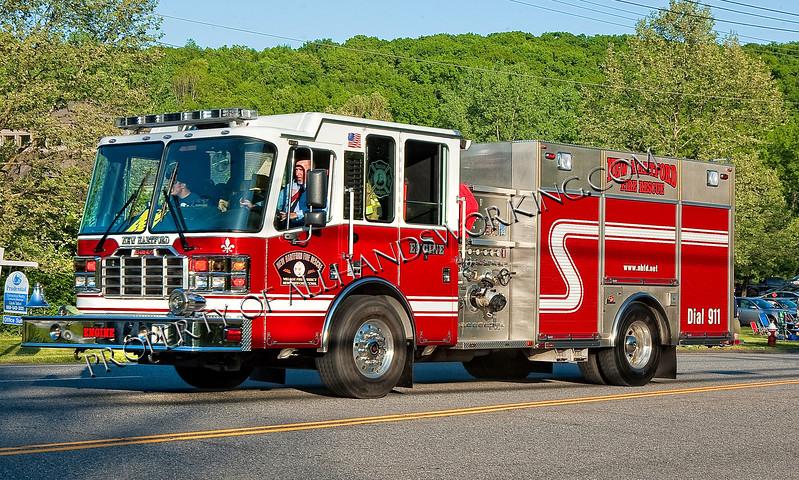 New Hartford Engine 7