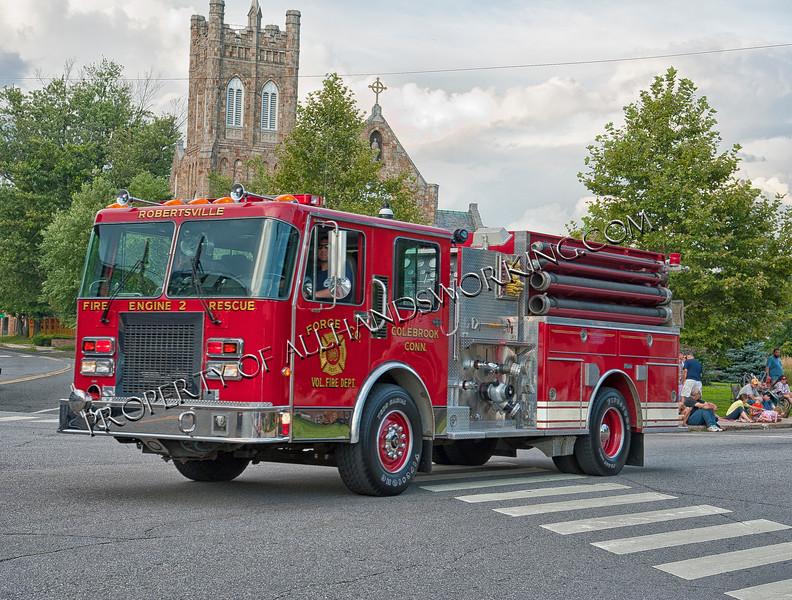 Robertsville Colebrook Engine 2