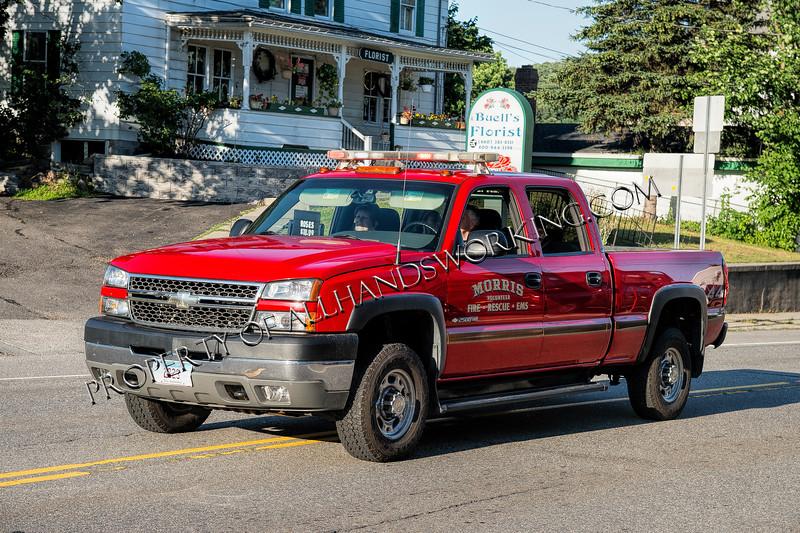 Morris Utility truck