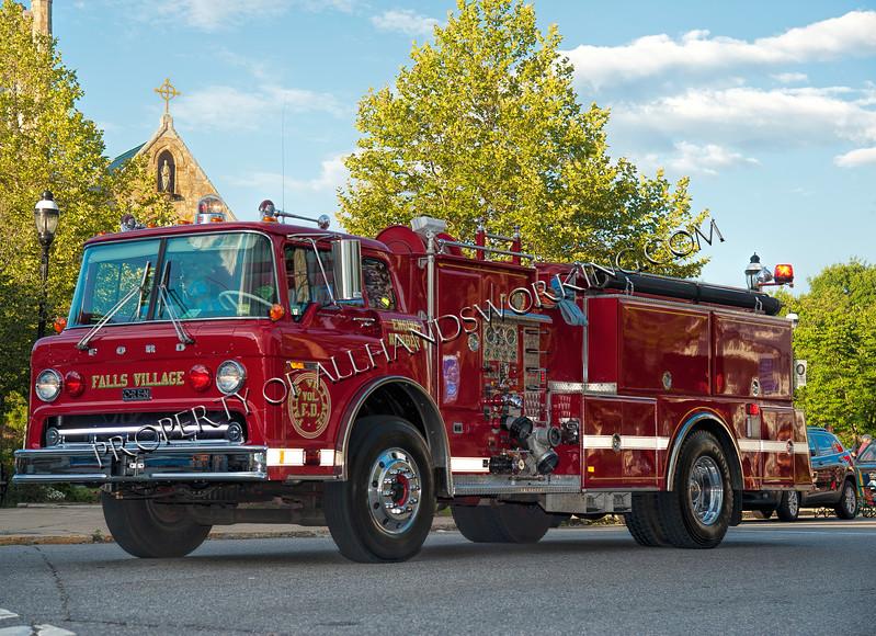Canaan Falls Village Engine 6