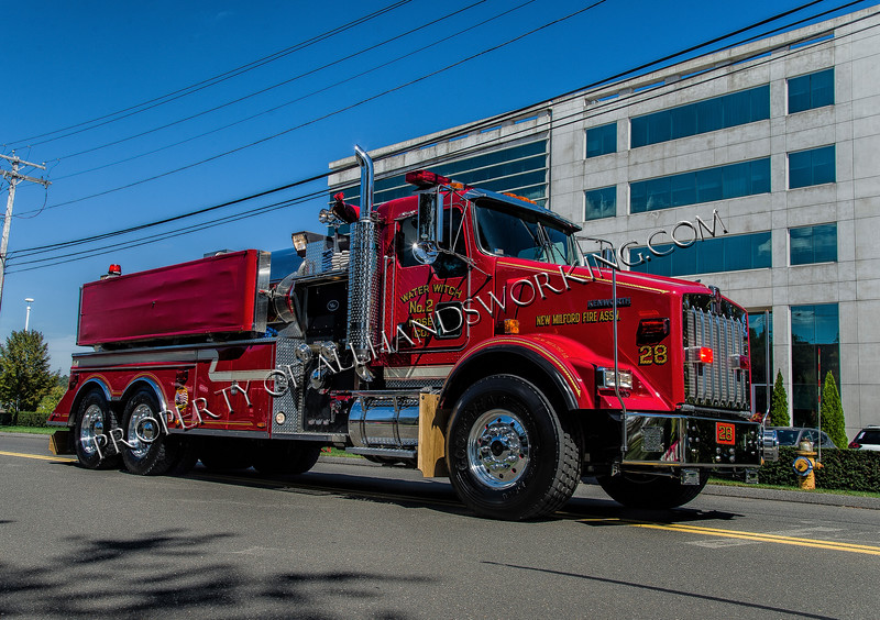 New Milford Water Witch Tanker 28