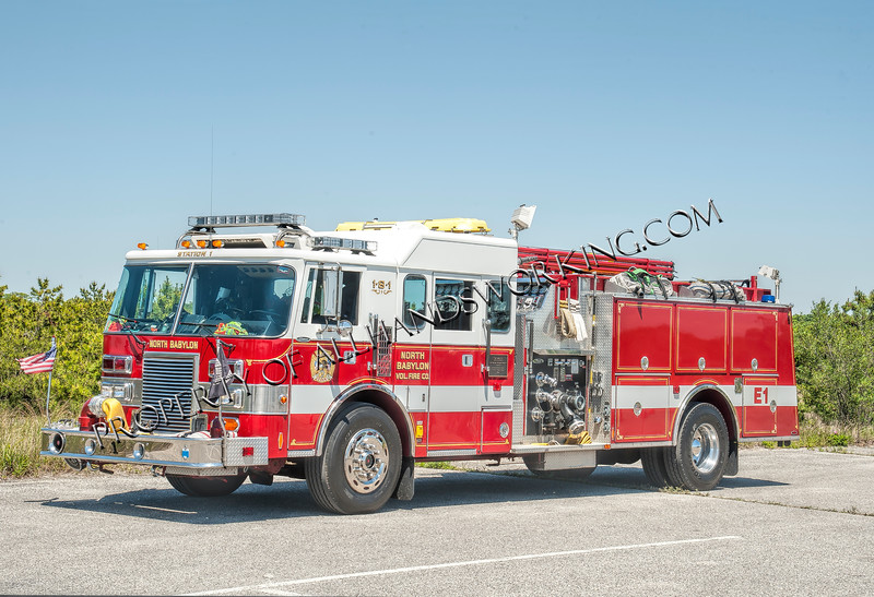 North Babylon Engine 1-6-1