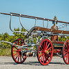 Antique Hand Pumper