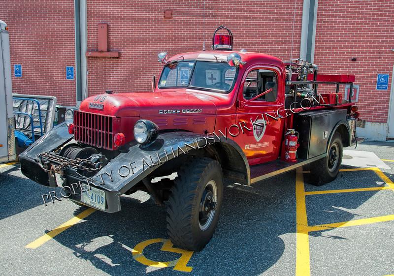 Massachuesetts Department of Forestry Dodge Power Wagon