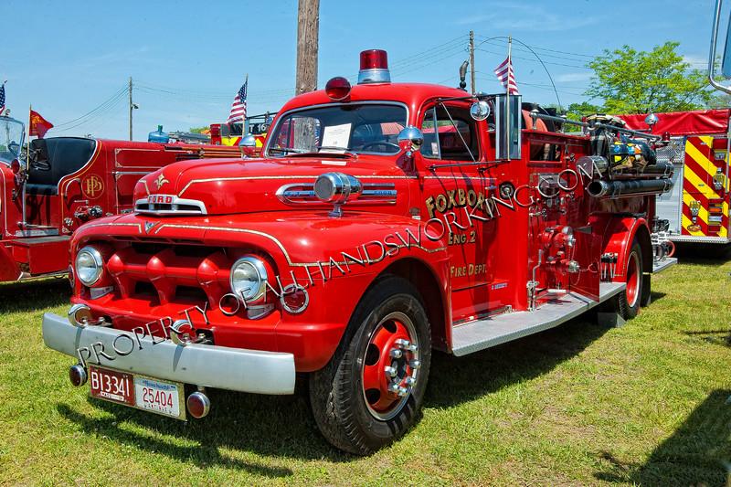 Foxboro MA Engine 2