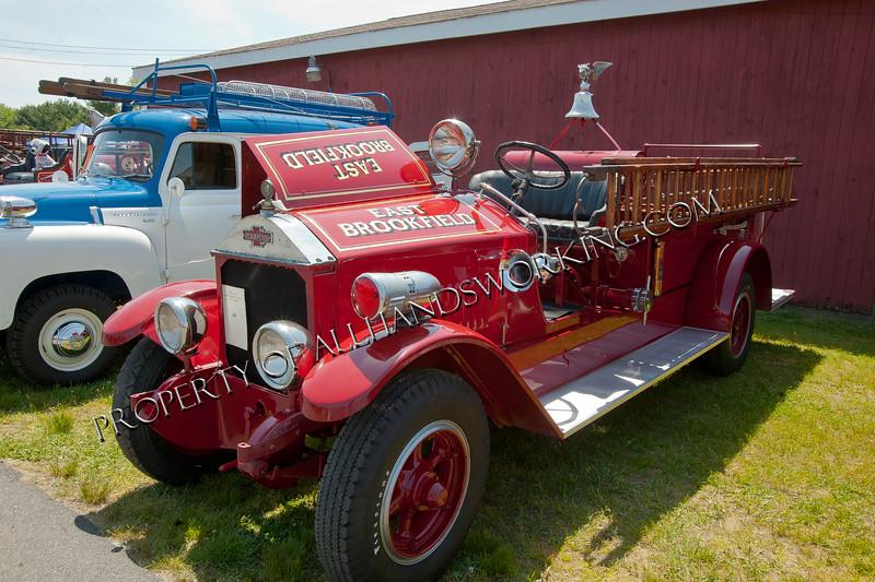 East Brookfield Antique Engine