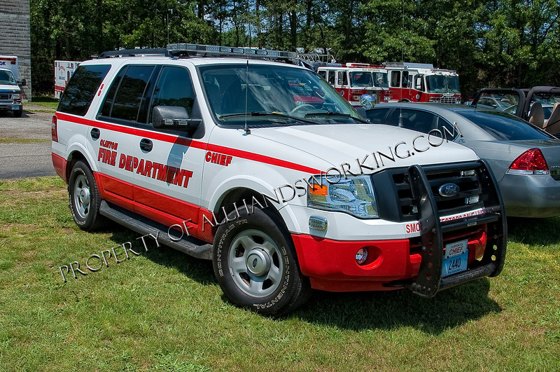 Clinton Chief SUV