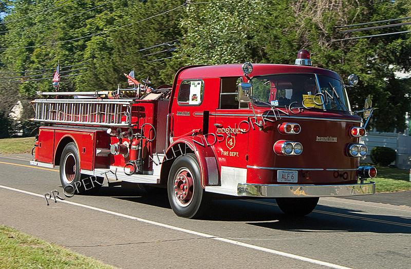 Goshen, MA Engine 4