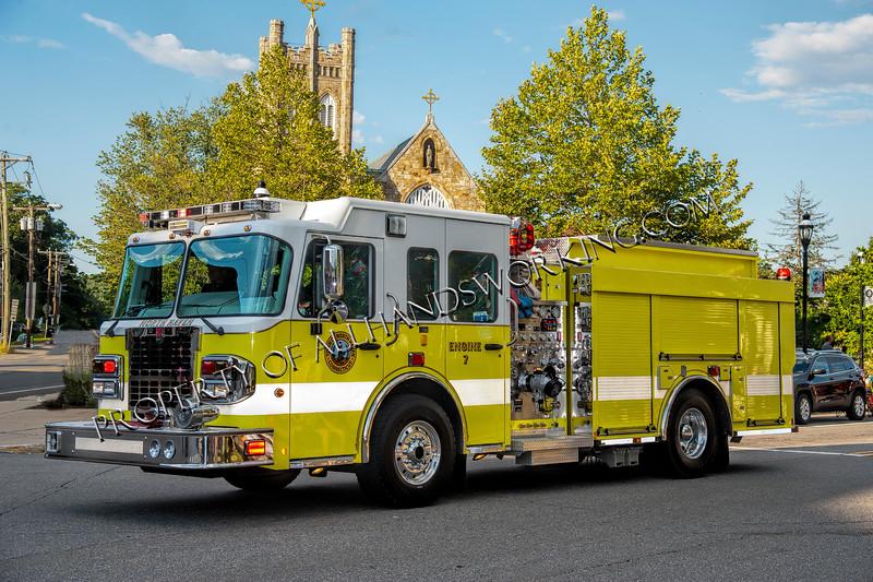North Haven Engine 7