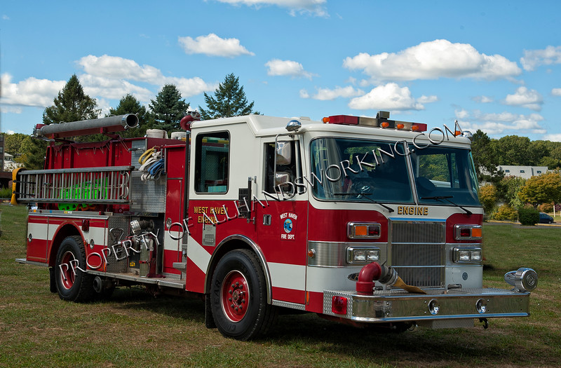 West Haven Spare Engine 25