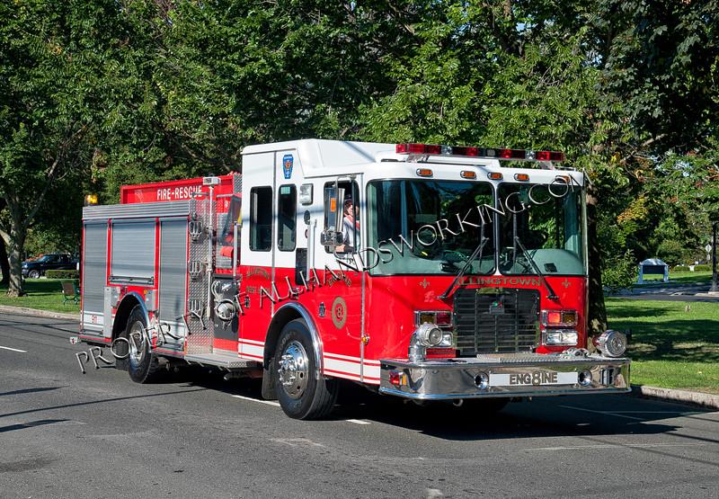 West Haven Allingtown Engine 8