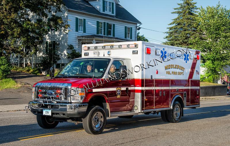 Middlebury Ambulance Fd-12