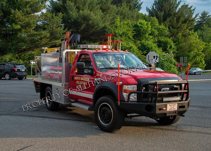 North Madison Brush Truck 10-65