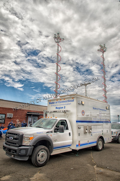 State of Connecticut Emergency Communications Truck Region 2