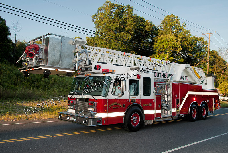 Southbury Ladder Tower 1