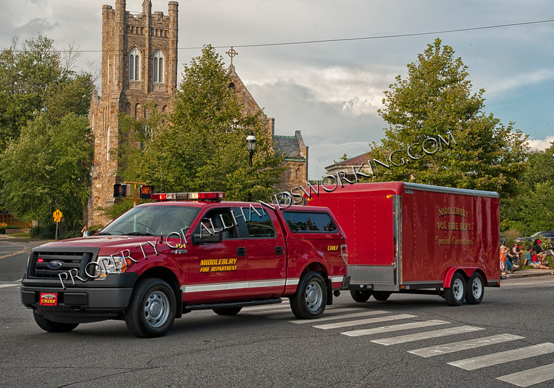 Middlebury Chief and special operations