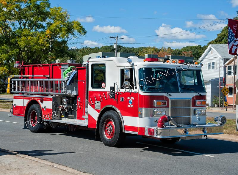 West Haven spare Engine