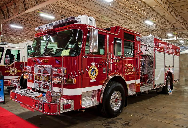 Oxford Center Engine 42