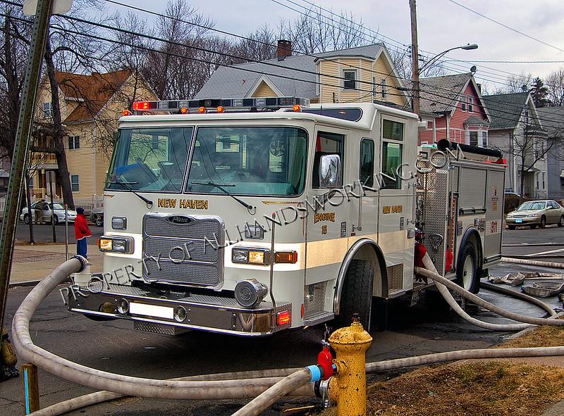 New Haven Engine 15