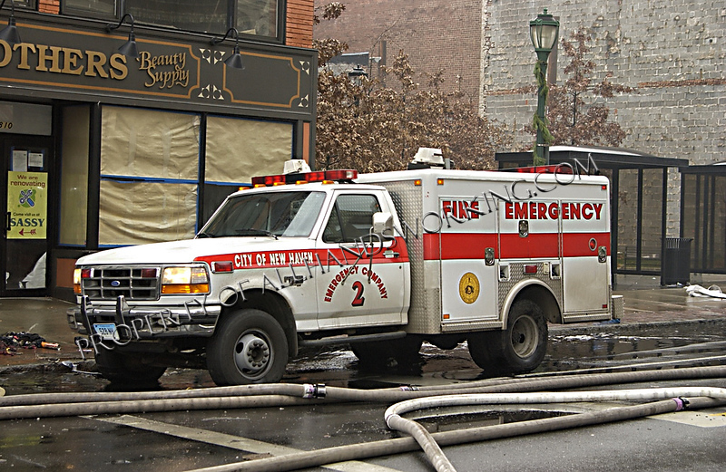 New Haven Emergency 2