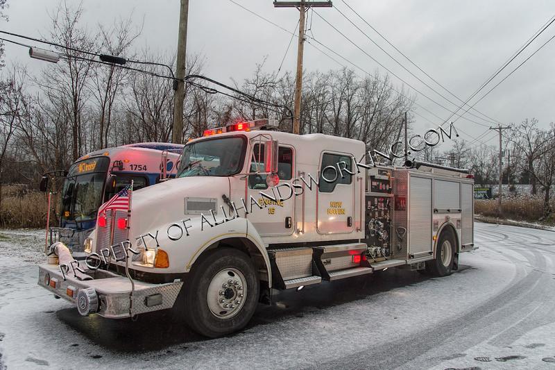 New Haven Engine 16