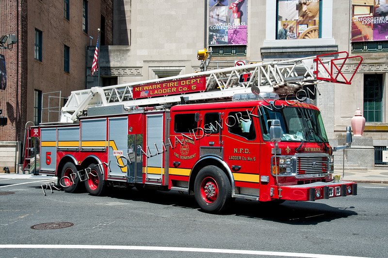 Newark Ladder 5
