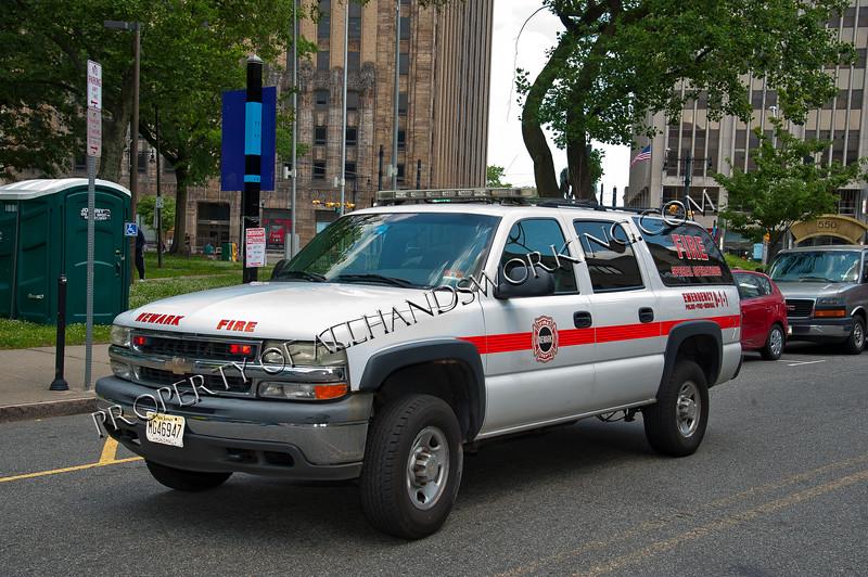 Newark FD Special Operations