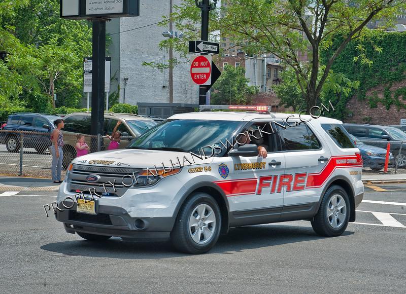 Lyndhurst Fire Chief