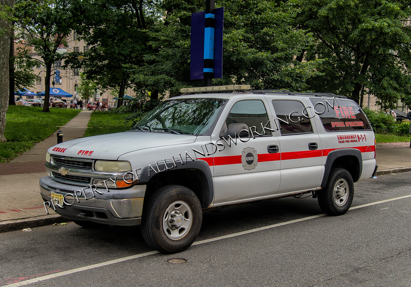 Newark Fire Special Operations