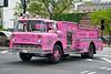 Breat Cancer Awarness Pink HealsTruck
