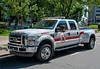 Newark Fire utility vehicle