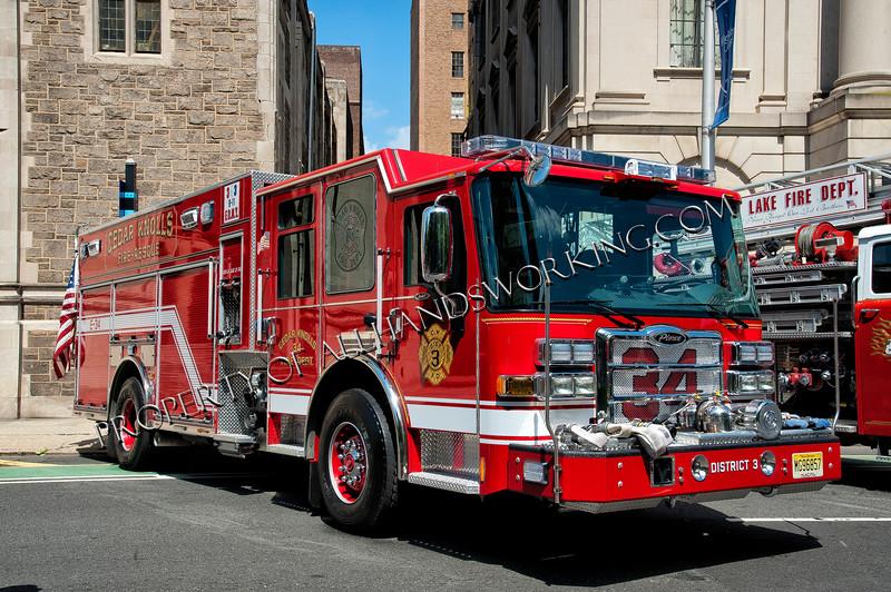 Cedar Knolls NJ Engine 34
