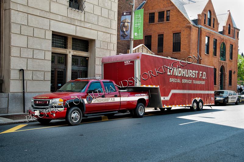 Lyndhurst Special Service Transport Unit