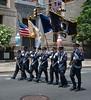 Newark FD Color Guard