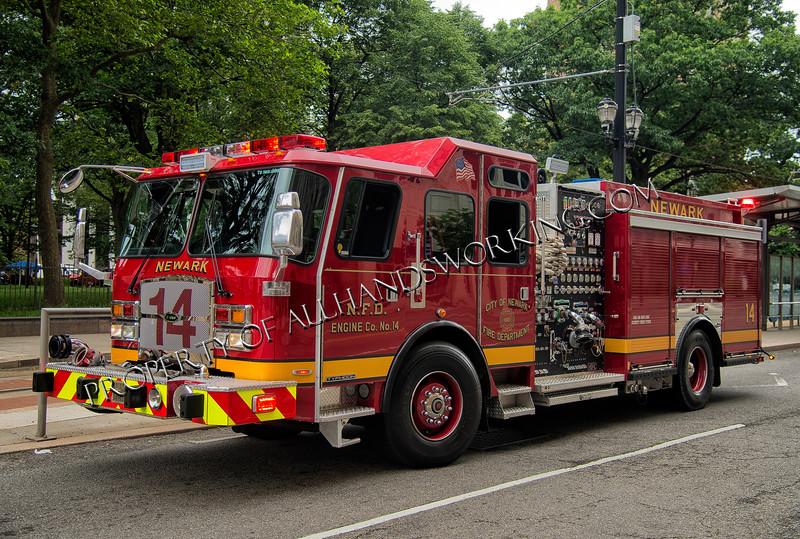 Newark Engine 14