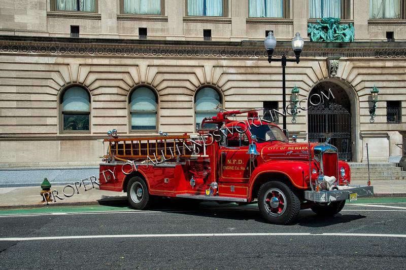 Former Newark Engine 4 Mack