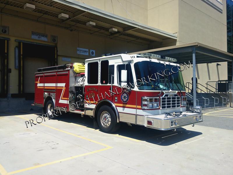 Mashantucket Pequot Nation  Fire Department