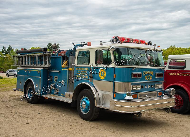 Cranston Engine 7