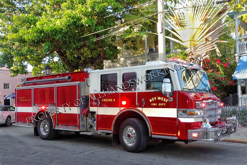 Key West Engine 6