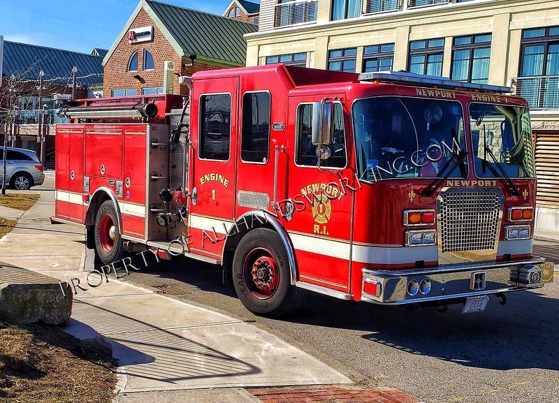 Newport RI Engine 1