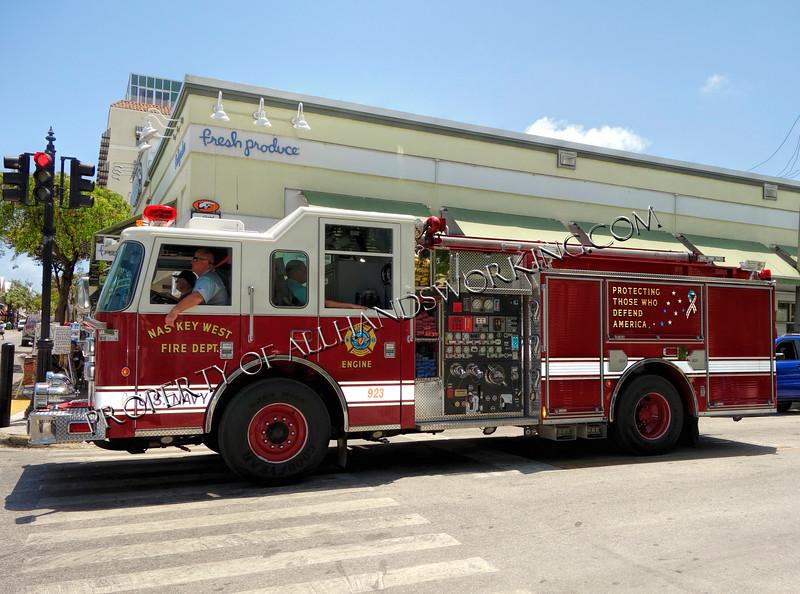NAS Key West Engine