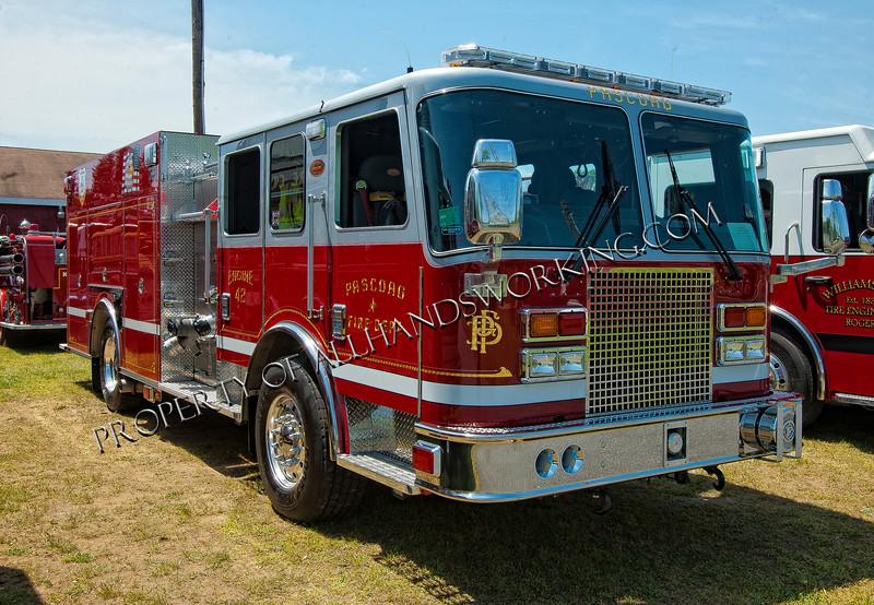 Pascoag RI Engine 42