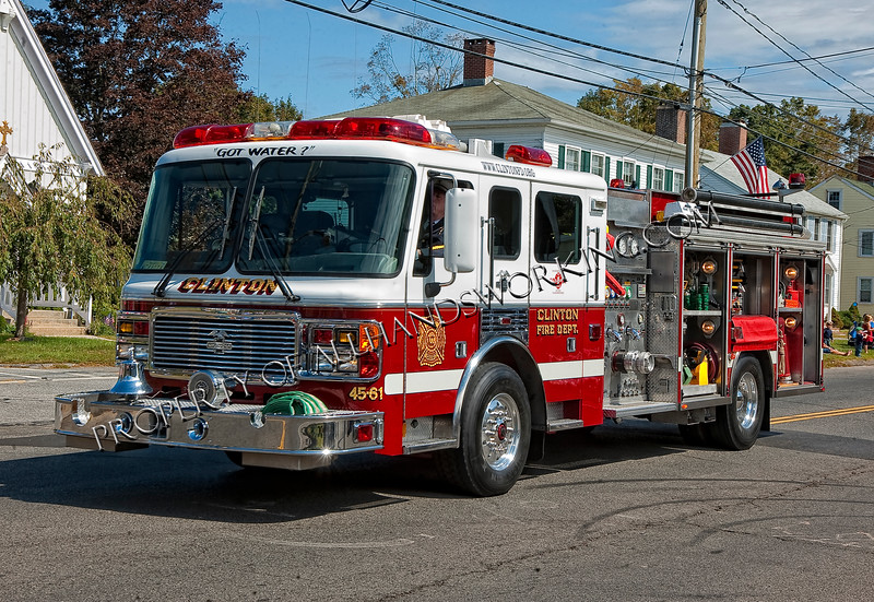 Clinton NJ Engine 45-61