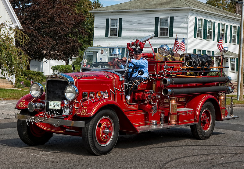 Lewiston, MA Parade Engine 3