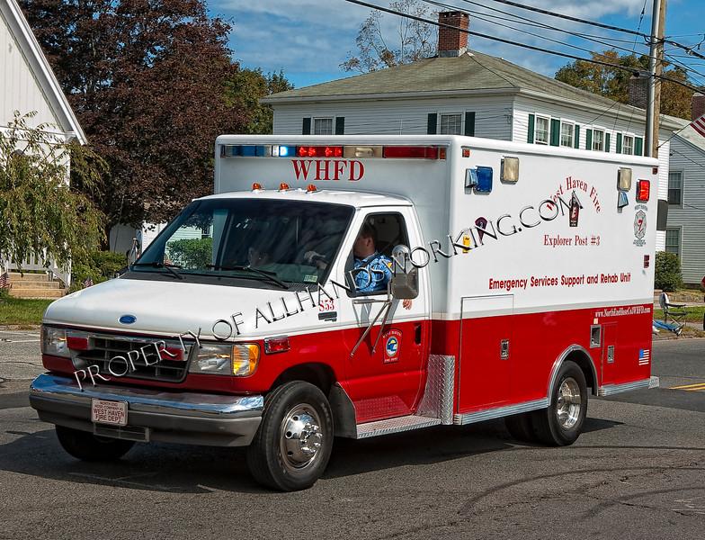 West Haven Squad 53 Rehab Unit
