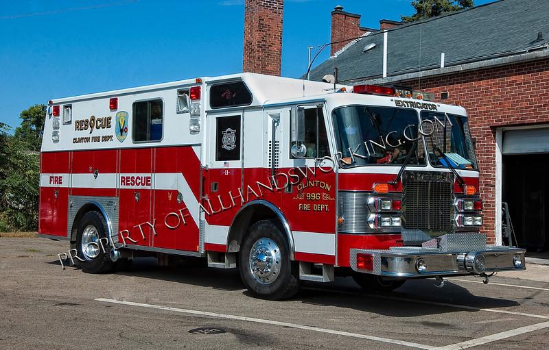 Clinton Rescue 996
