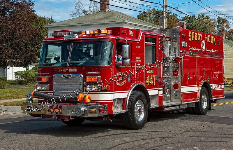 Sandy Hook NEwtown Engine 441