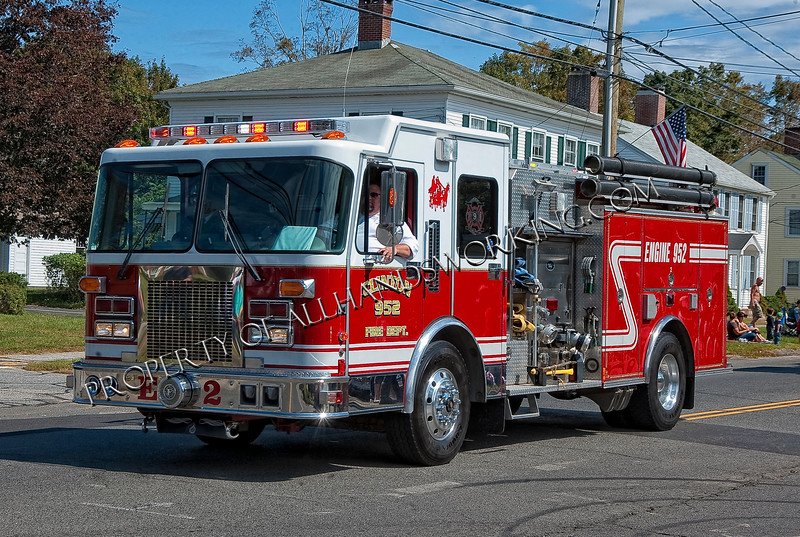 Clinton Engine 952