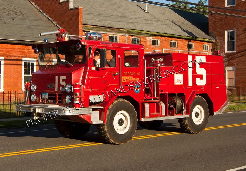 Pratt and Whitney Rescue 15